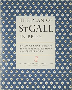 The Plan of St. Gall: In Brief.: Price, Lorna