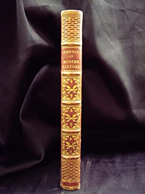 [Fine Binding] Introductory Lectures on Modern History [.] with The Inaugural Lecture. Fifth Edition