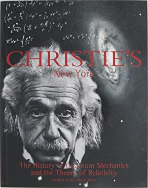The History of Quantum Mechanics and the Theory of Relativity: The Harvey Plotnick Library, Friday ...