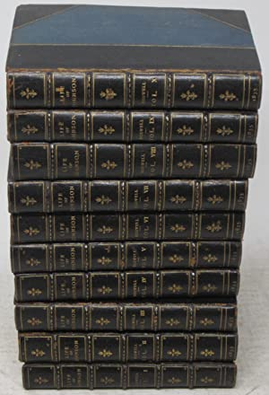 The Life of Samuel Johnson, L.L.D.: Eight Volumes: Boswell, James