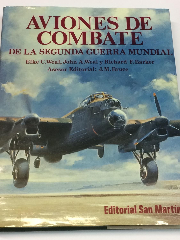 Aviones de combate de la Segunda Guerra Mundial. de VV. AA.: (1978) |  LIBRERÍA DEL PRADO