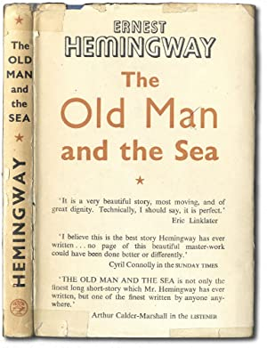 The Old Man and te Sea.: HEMINGWAY Ernest