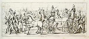 Il Carnevale di Roma.: MOERNER Hjalmar