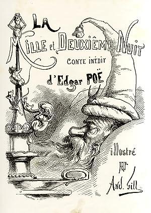 La Mille et Deuxieme Nuit.: POE Edgar Allan
