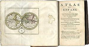Nouvel atlas des enfans ou principes clairs: Atlante - ATLAS
