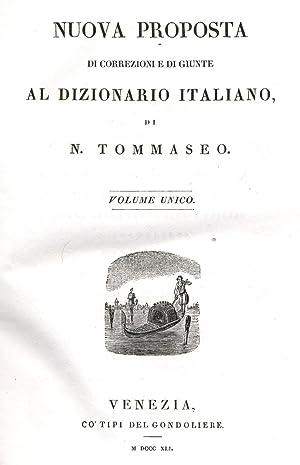 Nuovi scritti di N. Tommaseo, volumi quattro: TOMMASEO Niccolò