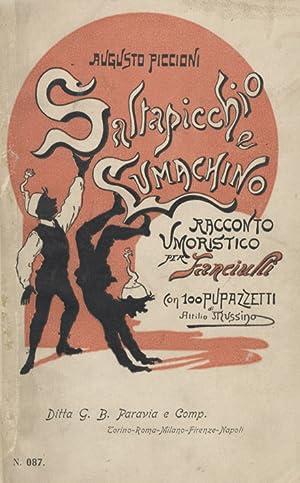 Saltapicchio e Lumachino.: MOMUS (pseud. A.