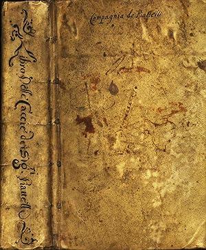 Manoscritto su carta.: Caccia - COMPAGNIA