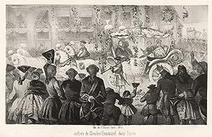 La Maison de Savoie depuis 1755 jusqu'à: DUMAS Alexandre