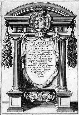 Trattato delle Piante e Imagini de Sacri: AMICO DA GALLIPOLI