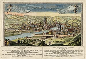 La famosa e meritevole città di Firenze,: Firenze - WERNER
