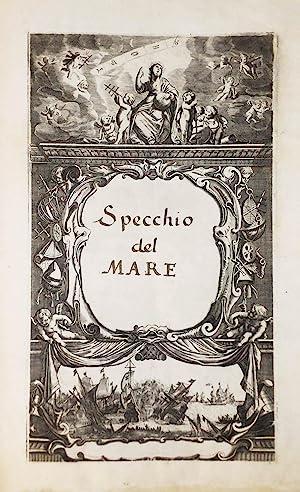 Prima parte dello specchio del mare, nel: CORONELLI, Vincenzo Maria