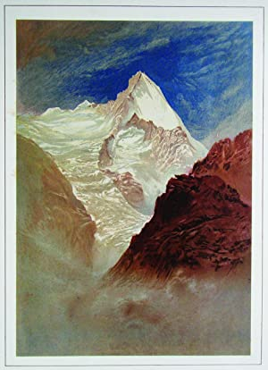 The Peaks and Valleys of the Alps: WALTON Elijah