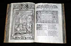 La Gerusalemme Liberata. Figurata da Bernardo Castello.: TASSO, Torquato.