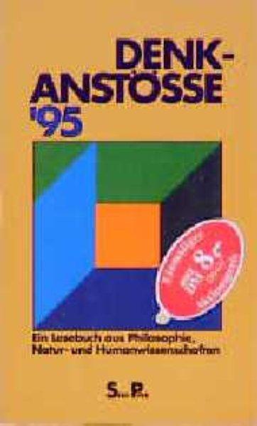Denkanstöße '95 - Bohnet- von der Thüsen, Heidi und Heidi Bohnet-von der Thüsen