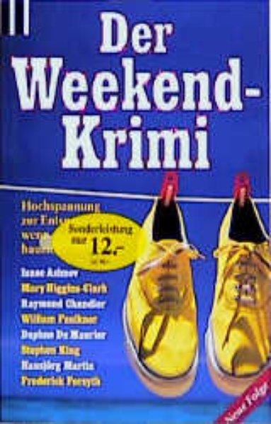 Der Weekend-Krimi