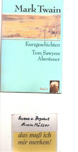 7 Bände: Kurzgeschichten: Mark Twain: