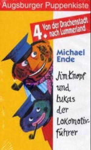Jim Knopf und Lukas der Lokomotivführer, Videocassetten, Folge.4 : Von der Drachenstadt nach ...