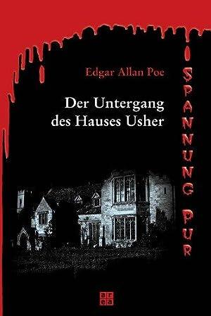 Der Untergang des Hauses Usher: POE, EDGAR ALLAN: