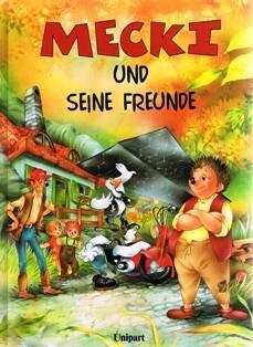 Mecki und seine Freunde: Weiand, Claudia und