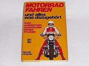 Motorradfahren und alles was dazugehoert (Kauf Ausruestung: Gerold, Lingnau: