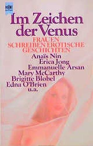 Im Zeichen der Venus: Jong, Erica, Doris