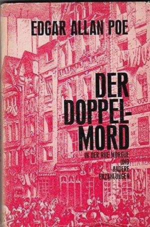 Der Doppelmord in der Rue Morgue und: POE, EDGAR ALLAN: