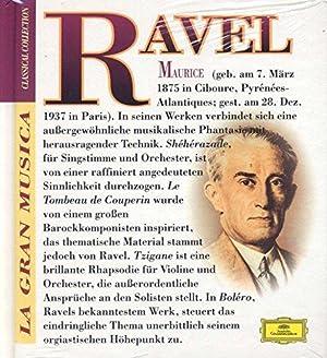Maurice Ravel (1875-1937) (La Gran Musica -: Paul, Davies (Soloflöte),