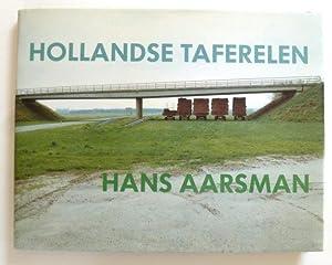 Hans Aarsman - Hollandse taferelen: AARSMAN, HANS