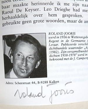 Raoul de Keyser, een portret': KEYSER, RAOUL DE