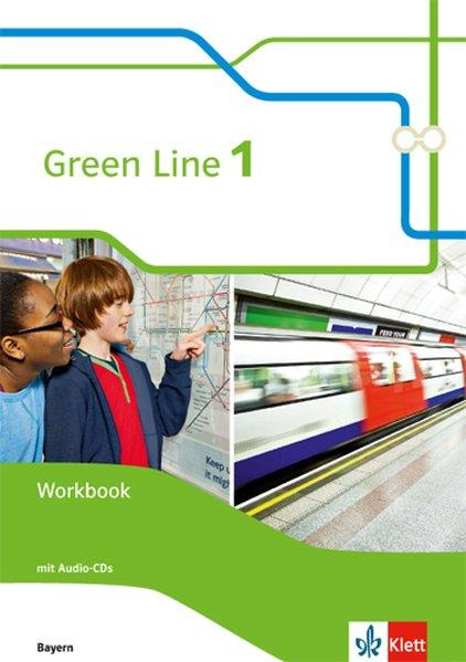 green line 1 workbook zvab. Black Bedroom Furniture Sets. Home Design Ideas