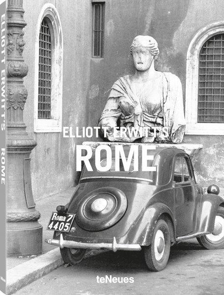 Rome, Small Flexicover Edition: Erwitt, Elliott: