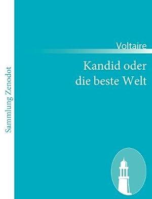 Kandid oder die beste Welt: Voltaire: