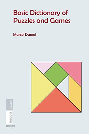 Basic Dictionary of Puzzles and Games