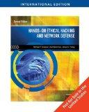 Hands-On Ethical Hacking and Network Defense, International: T. Simpson, Michael,