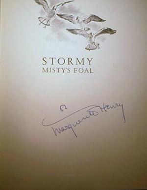 STORMY MISTY'S FOAL: HENRY, MARGUERITE