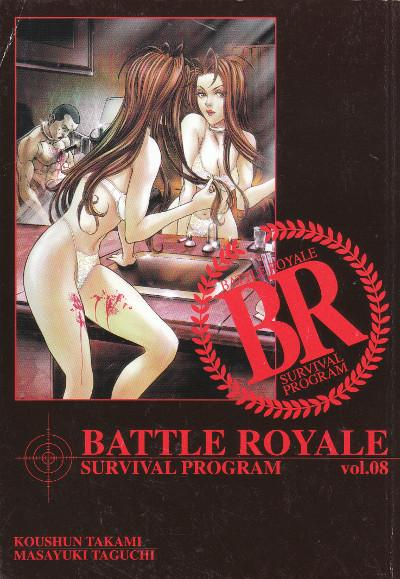 Battle Royale - Survival Program vol  08
