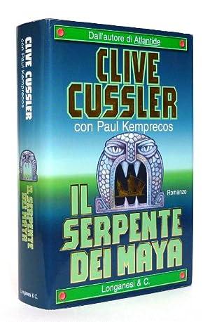 Il Serpente dei Maya: Clive Cussler con