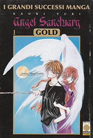 Angel Sanctuary 1 - Gold