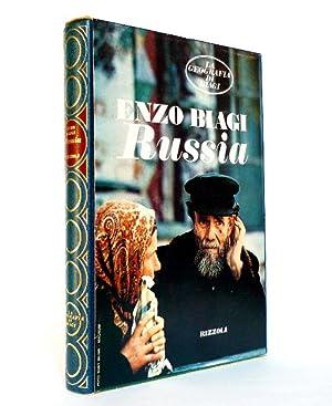 Russia: Enzo Biagi