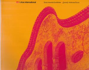 Lotus International n. 23 - Catalogna, territorio e architettura / Catalonia, territory and archi...
