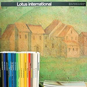 Lotus International 1974-88 - Indici / Indexes