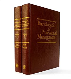 Encyclopedia of Professional Management - 2 Volumi