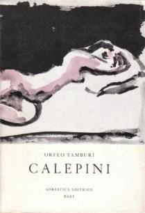 Calepini - Roma 1938 - 1944: Orfeo Tamburi