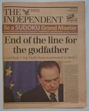 End of the Line for the Godfather
