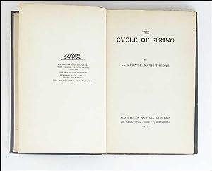 The Cycle of Spring.: Sir Rabindranath Tagore.