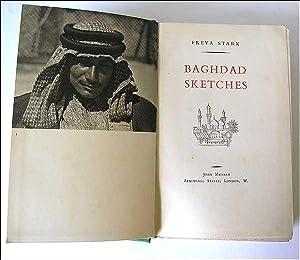 Baghdad Sketches: Freya Stark