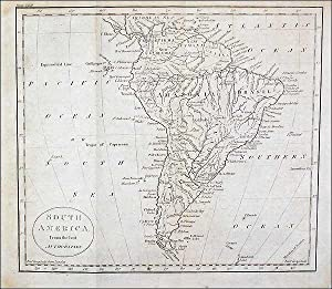 South America from the Best Authorities, Russell, ca.1800: Russell