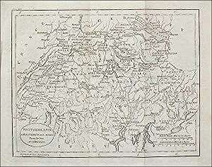 Switzerland From the Best Authorities, Russell, ca 1800: Russell