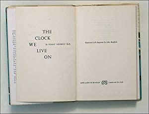 The Clock We live On.: Asimov. Isaac